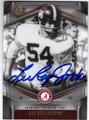 LEE ROY JORDAN ALABAMA CRIMSON TIDE AUTOGRAPHED FOOTBALL CARD #52313D