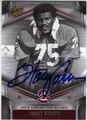 HARRY CARSON SOUTH CAROLINA STATE AUTOGRAPHED FOOTBALL CARD #52313i