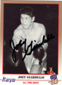 JOEY GIARDELLO AUTOGRAPHED BOXING CARD #52912i