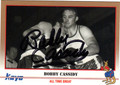 BOBBY CASSIDY AUTOGRAPHED BOXING CARD #52912J
