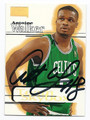 ANTIONE WALKER AUTOGRAPHED CARD #5513