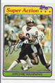 ARCHIE MANNING AUTOGRAPHED CARD #5653