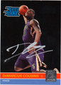 DeMARCUS COUSINS AUTOGRAPHED ROOKIE BASKETBALL CARD #61212J