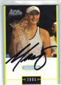 MARIA SHARAPOVA AUTOGRAPHED TENNIS CARD #61913E