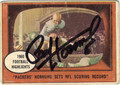 PAUL HORNUNG AUTOGRAPHED VINTAGE FOOTBALL CARD #62912L