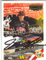 JEFF GORDON AUTOGRAPHED NASCAR CARD #70713A