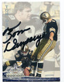 TOM DEMPSEY AUTOGRAPHED CARD #71310B