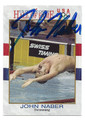 JOHN NABER AUTOGRAPHED CARD #71310M