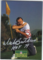 DICK BUTKUS CHICAGO BEARS AUTOGRAPHED FOOTBALL CARD #71413B