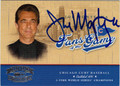 JOE MANTEGNA AUTOGRAPHED CARD #72811H