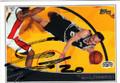 MANU GINOBILI SAN ANTONIO SPURS AUTOGRAPHED BASKETBALL CARD #72913D