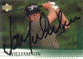 Jay Williamson Autographed Golf Card 782