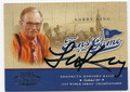 LARRY KING AUTOGRAPHED CARD #80210K