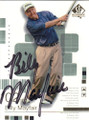 Billy Mayfair Autographed Golf Card 732