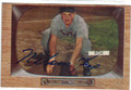 NELSON FOX CHICAGO WHITE SOX AUTOGRAPHED VINTAGE BASEBALL CARD #80113i