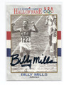 BILLY MILLS AUTOGRAPHED CARD #80410U