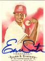 ERVIN SANTANA AUTOGRAPHED BASEBALL CARD #80511D
