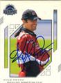 KYLE PETTY AUTOGRAPHED NASCAR CARD #80611K