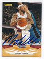 MO WILLIAMS AUTOGRAPHED CARD #80910D
