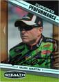 MARK MARTIN AUTOGRAPHED NASCAR CARD #80911i