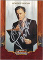 ROBERT VAUGHN AUTOGRAPHED CARD #81412K