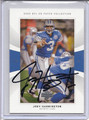 Joey Harrington Autographed Football Card #82110S