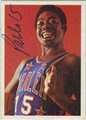 """PABLO """"PABS"""" ROBERTSON AUTOGRAPHED BASKETBALL CARD #82112A"""