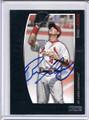 Ryan Ludwick Autographed Baseball Card #82210O