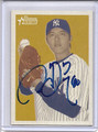 Chien-Ming Wang Autographed Baseball Card #82210U