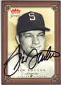 JIM BOUTON SEATTLE PILOTS PITCHER AUTOGRAPHED BASEBALL CARD #82613C