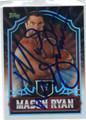 MASON RYAN AUTOGRAPHED WRESTLING CARD #82713E