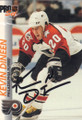 Kevin Dineen Autographed Hockey Card 870