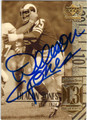 DEACON JONES LOS ANGELES RAMS AUTOGRAPHED FOOTBALL CARD #90513A