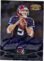 TRENT EDWARDS BUFFALO BILLS AUTOGRAPHED FOOTBALL CARD #90713F