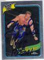 CHAVO GUERRERO AUTOGRAPHED WRESTLING CARD #90713L