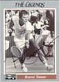 ROSCOE TANNER AUTOGRAPHED TENNIS CARD #90913G