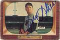 FRANK SHEA WASHINGTON SENATORS AUTOGRAPHED VINTAGE BASEBALL CARD #90913J