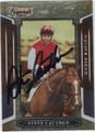 STEVE CAUTHEN AUTOGRAPHED HORSE RACING CARD #91311i