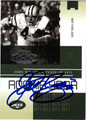 JOHN RIGGINS AUTOGRAPHED FOOTBALL CARD #91312D