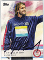 TONY AZAVEDO AUTOGRAPHED OLYMPIC WATER POLO CARD #92113B