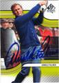ARNOLD PALMER AUTOGRAPHED GOLF CARD #92313K