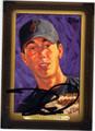 TIM LINCECUM SAN FRANCISCO GIANTS AUTOGRAPHED ROOKIE BASEBALL CARD #92513E