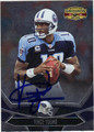 VINCE YOUNG TENNESSEE TITANS AUTOGRAPHED FOOTBALL CARD #92613K
