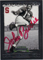 JOHN BRODIE AUTOGRAPHED FOOTBALL CARD #92913D