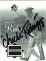 CHI CHI RODRIGUEZ AUTOGRAPHED GOLF CARD #93012P