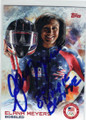 ELANA  MEYERS AUTOGRAPHED OLYMPIC BOBSLED CARD #11214L