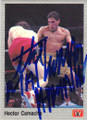 HECTOR CAMACHO AUTOGRAPHED BOXING CARD #11314J