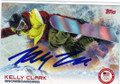 KELLY CLARK AUTOGRAPHED OLYMPIC SNOWBOARDING CARD #11314P