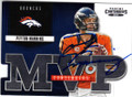 PEYTON MANNING DENVER BRONCOS AUTOGRAPHED FOOTBALL CARD #11914A