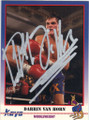 DARRIN VAN HORN AUTOGRAPHED BOXING CARD #11914H